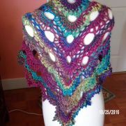 Anti-virus shawl