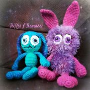 Flopsy and Fuzzy Bunny