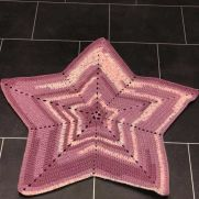 The Cat Star Blanket