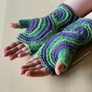 Octavo Fingerless Gloves