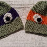 Mutant Ninja Turtle Hats