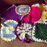 More Dishcloths....