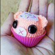 Cupcake Amigurumi - La Calabaza de Jack