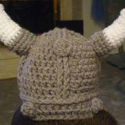 Newborn Viking Hat