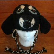 Dandy Dachshund Doggy Hat