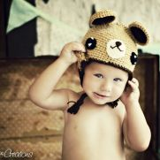 teddy ber hat free pattern