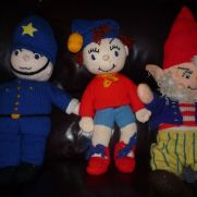 Noddy and freinds