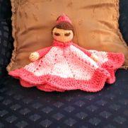 Princess Lovey Blankets