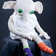Crochet Dobby (Harry Potter)