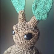 Little Mandrake Amigurumi - Harry Potter - La Calabaza de Jack