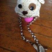 Dog Hat #2 -- (The Keeper)