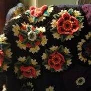 Frida's Flower Blanket