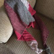 Caron cakes - kerchief scarf
