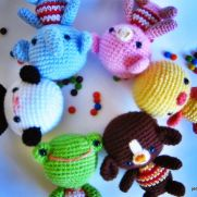 little friends free pattern