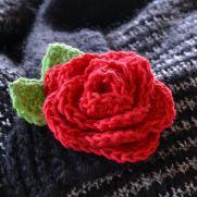 My crochet history 1 +°+ Mon histoire du crochet 1