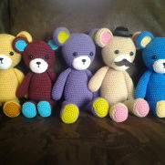 Bears for everyone...