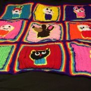 Blanket for one of my greatgrands