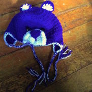 Hat Pattern: Go Bears!! (2)