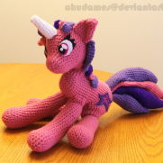 Alternate Color Twilight Sparkle.