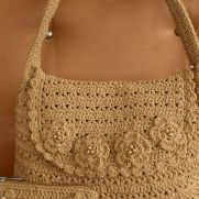 v-stitch bag and purse