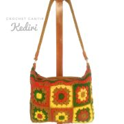 Granny Squares Shoulder Bag