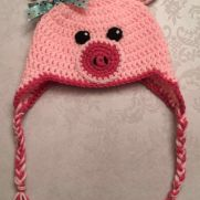 Piggy Hat Christmas Gift