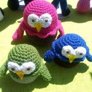 Owl puffs