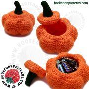 Pumpkin Pots - Free Pattern