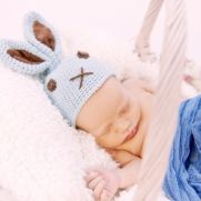 Alert Bunny Hat