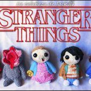 Stranger things Amigurumis - La Calabaza de Jack