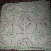 mint leaf blanket