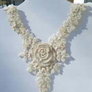 Crochet Bridal Straps