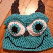 Sully Hat, Monsters, Inc