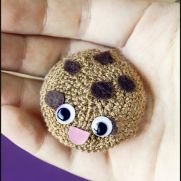 Cookie Amigurumi - La Calabaza de Jack