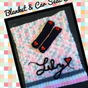 Blanket & Car Seat Cover
