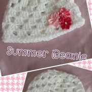 granny stitch summer hat