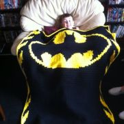 Batman Blankie