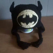 Bat man inspired Hat
