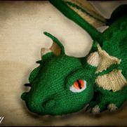 Dragon Crochet
