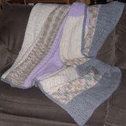Bed Blanket / Afghans