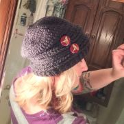 Slouchy Hat for Me!