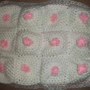 Swarvoski Wool Baby Blanket