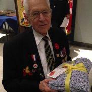 Lapgans for Veterans