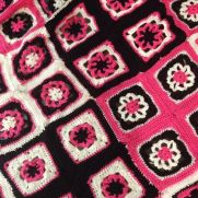 Flowers Granny Blanket