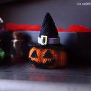 Halloween pumpkin Amigurumi - La Calabaza de Jack
