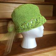 Raffia Spring Hat