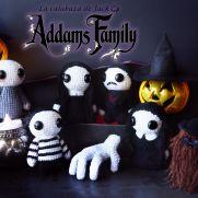 Addams Family Amigurumis - La Calabaza de Jack