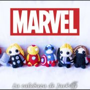 Marvel Amigurumis - La Calabaza de Jack