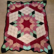 Prairie Star Throw