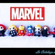 Marvel Amigurumi
